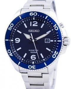 Seiko Kinetic 100M SKA745 SKA745P1 SKA745P Mens Watch