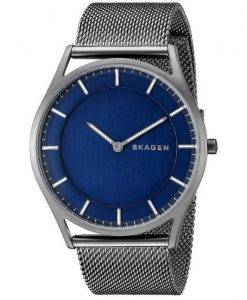 Skagen Holst Slim Steel Mesh Quartz SKW6223 Men's Watch