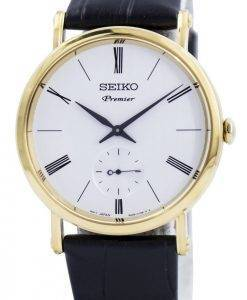 Seiko Premier Quartz SRK036 SRK036P1 SRK036P Mens Watch
