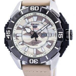 Seiko 5 Sports Automatic 24 Jewels SRPA01 SRPA01K1 SRPA01K Men's Watch