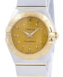 Omega Constellation Quartz 123.20.24.60.08.001 Womens Watch