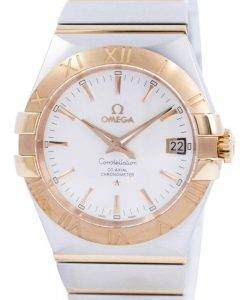 Omega Constellation Co-Axial Chronometer 123.20.35.20.02.001 Mens Watch