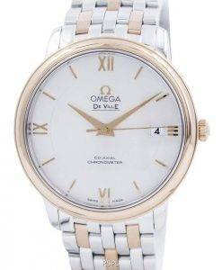 Omega De Ville Prestige Co-Axial Chronometer 424.20.37.20.02.002 Mens Watch