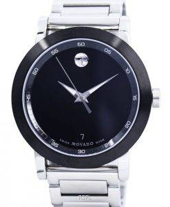Movado Museum Sport Swiss Made Quartz 0606604 Mens Watch