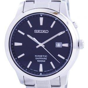 Seiko Kinetic Sapphire SKA741 SKA741P1 SKA741P Men's Watch