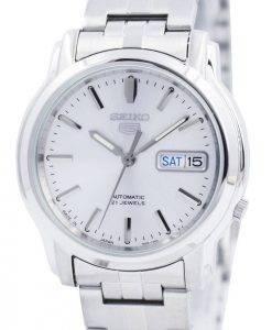 Seiko 5 Automatic 21 Jewels Japan Made SNKK65 SNKK65J1 SNKK65J Mens Watch