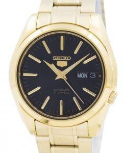 Seiko 5 Automatic 21 Jewels Japan Made SNKL50 SNKL50J1 SNKL50J Mens Watch