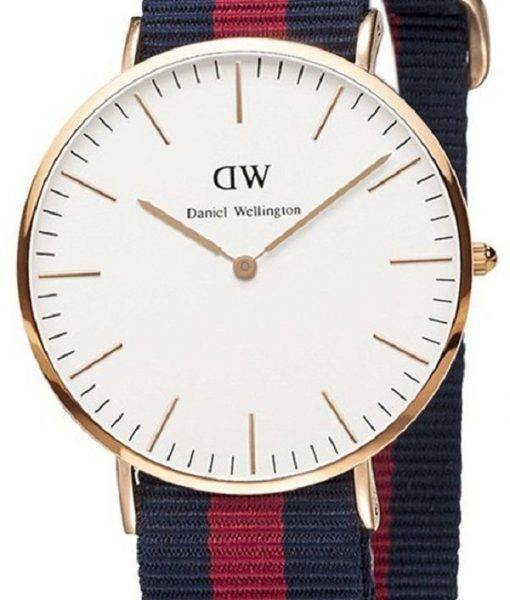 Daniel Wellington Classic Oxford Quartz DW00100001 (0101DW) Men's Watch