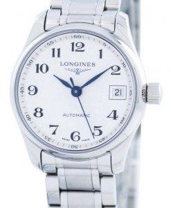 Longines Master Collection Automatic L2.128.4.78.6 Womens Watch