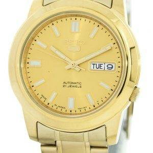 Seiko 5 Automatic 21 Jewels Japan Made SNKK20 SNKK20J1 SNKK20J Men's Watch
