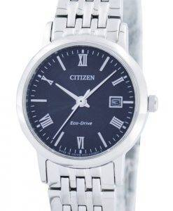 Citizen Eco-Drive Japan Made EW1580-50E Womens Watch