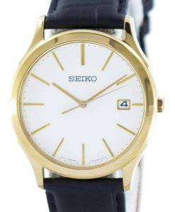 Seiko Quartz SGEE08 SGEE08P1 SGEE08P Men's Watch