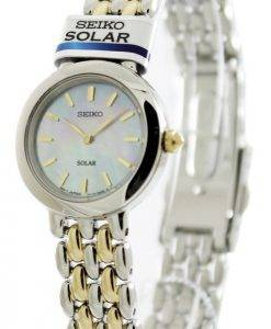 Seiko Solar SUP027 SUP027P1 SUP027P Women's Watch