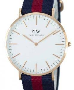 Daniel Wellington Classic Oxford Quartz DW00100001 (0101DW) Mens Watch