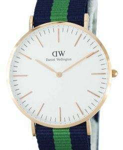 Daniel Wellington Classic Warwick Quartz DW00100005 (0105DW) Mens Watch