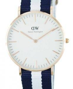 Daniel Wellington Classic Glasgow Quartz DW00100031 (0503DW) Womens Watch