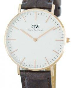 Daniel Wellington Classic York Quartz DW00100038 (0510DW) Womens Watch