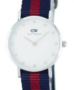 Daniel Wellington Classy Oxford Quartz Crystal Accent DW00100072 (0925DW) Womens Watch