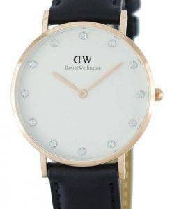 Daniel Wellington Classy Sheffield Quartz Crystal Accent DW00100076 (0951DW) Womens Watch