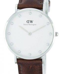 Daniel Wellington Classy St Mawes Quartz Crystal Accent DW00100079 (0960DW) Womens Watch