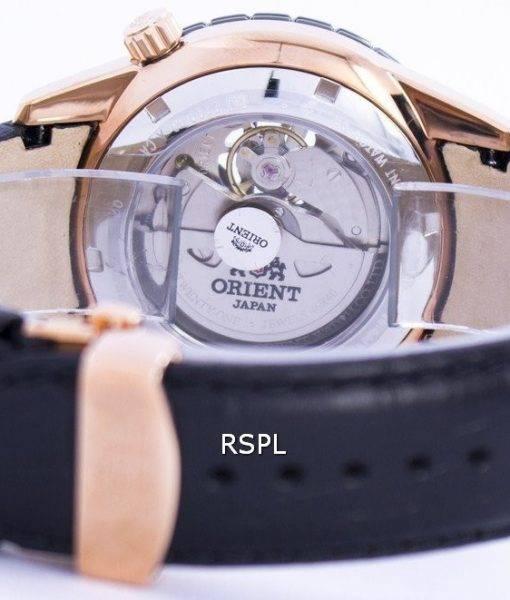 Orient Rally Automatic Semi Skeleton FFT00008B0 Men's Watch