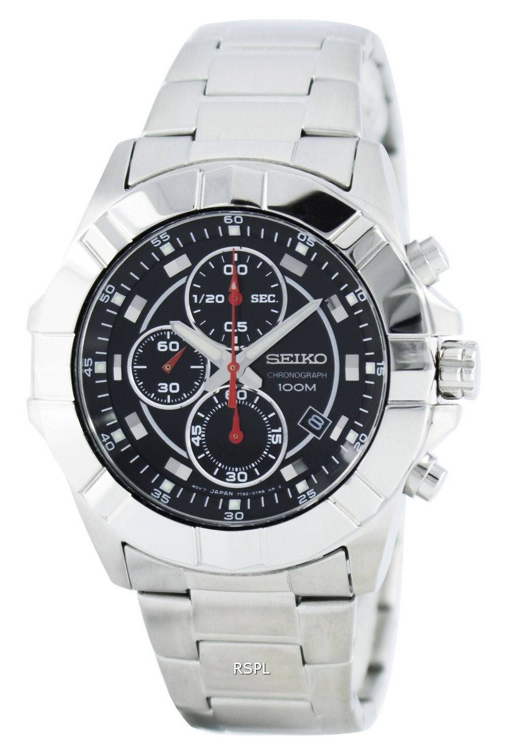 Seiko Lord Quartz Chronograph SNDD73 SNDD73P1 SNDD73P Men s Watch ... 74399b297d3