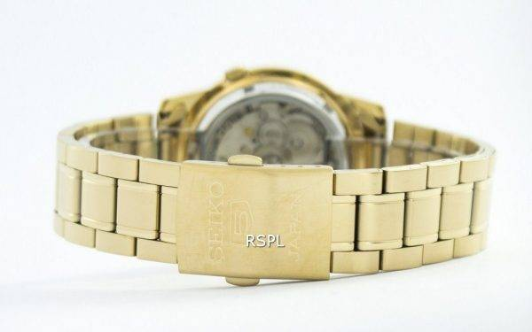Seiko 5 Automatic 21 Jewels Japan Made SNKK20 SNKK20J1 SNKK20J Men's Watch