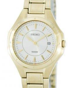 Seiko Quartz 100M SXDE16 SXDE16P1 SXDE16P Women's Watch