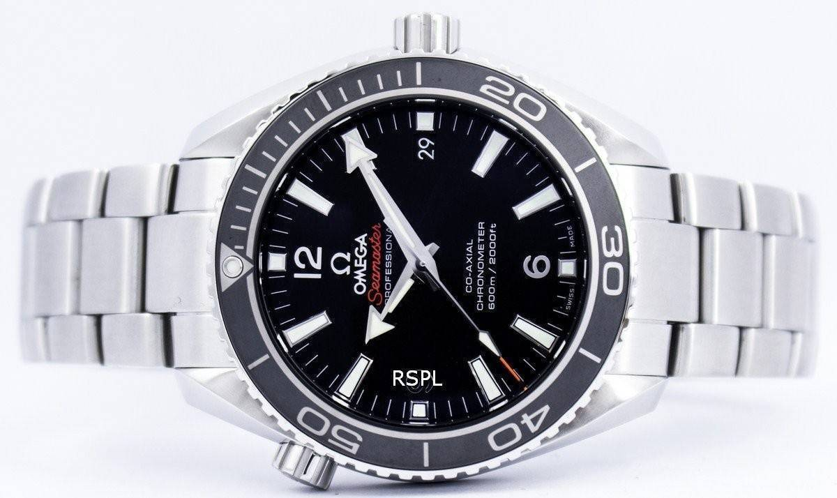 omega seamaster professional planet ocean 600m coaxial