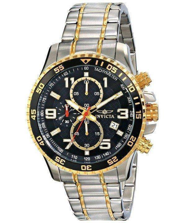 Invicta Specialty Chronograph Quartz Tachymeter 14876 Mens Watch
