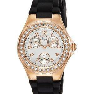 Invicta Angel Quartz Crystal Accent 1645 Womens Watch