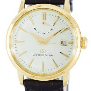 Orient Star Classic Automatic Power Reserve SAF02001S0 Men's Watch