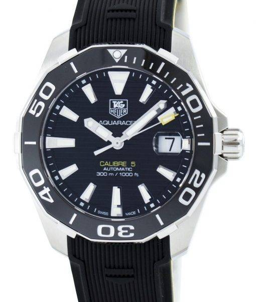 Tag Heuer Aquaracer Automatic Calibre 5 Swiss Made 300M WAY211A.FT6068 Men's Watch