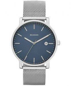 Skagen Hagen Quartz Steel Mesh Strap SKW6327 Men's Watch