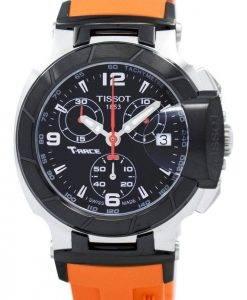 Tissot T-Race Chronograph T048.217.27.057.00 T0482172705700 Women's Watch