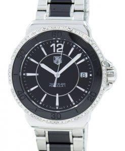 TAG Heuer Formula 1 Diamond Accent Quartz WAH1212.BA0859 Women's Watch