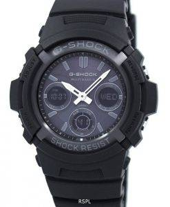 Casio G-Shock Atomic Multi Band 6 Analog Digital AWG-M100B-1A Mens Watch