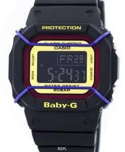 Casio Baby-G Digital World Time 200M BGD-501-1B Womens Watch
