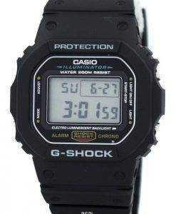 Casio G-Shock Illuminator Alarm Chrono DW-5600E-1V Mens Watch