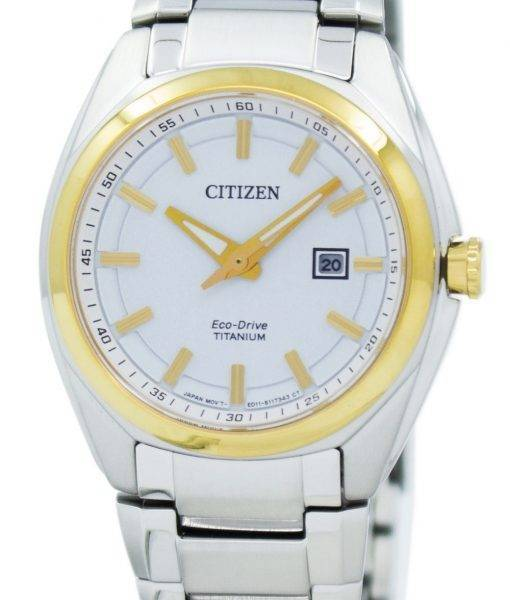 Citizen Eco-Drive Titanium EW2214-52A Women's Watch