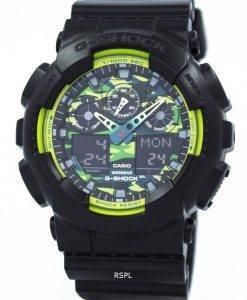Casio G-Shock Analog Digital GA-100LY-1A Men's Watch