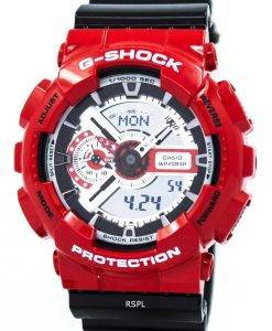 Casio G-Shock Analog-Digital GA-110RD-4A Mens Watch