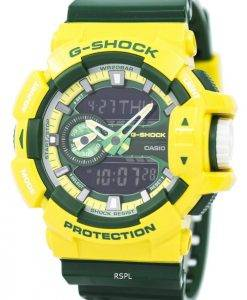 Casio G-Shock Analog Digital GA-400CS-9A Men's Watch