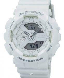 Casio G-Shock S Series Analog Digital World Time GMA-S110CM-7A1 Mens Watch