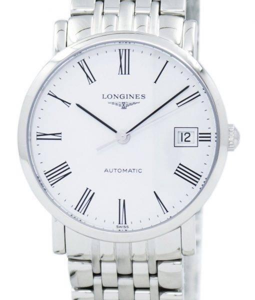 Longines Elegant Collection Automatic L4.809.4.11.6 Women's Watch