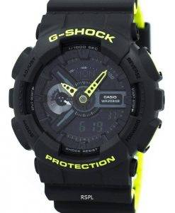 Casio G-Shock Analog Digital 200M GA-110LN-8A Men's Watch
