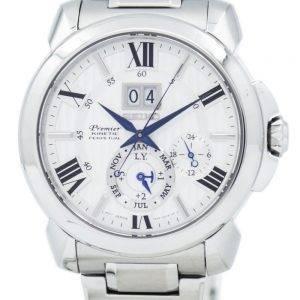 Seiko Premier Kinetic Perpetual Calendar SNP139 SNP139P1 SNP139P Mens Watch