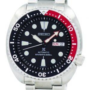 Seiko Prospex Turtle Automatic Divers 200M SRP789 SRP789K1 SRP789K Mens Watch