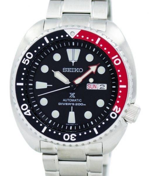 Seiko Prospex Turtle Automatic Divers 200M SRP789 SRP789K1 SRP789K Mens Watch