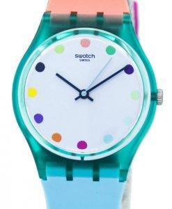 Swatch Originals Candy Parlour Quartz Multicolor GG219 Unisex Watch